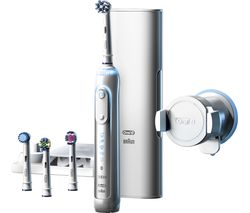 ORAL B Genius 9000 Electric Toothbrush - White